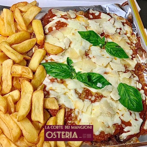 Cotoletta alla parmigiana
