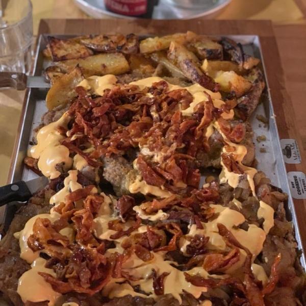 Cotolettone Familiare BBQ